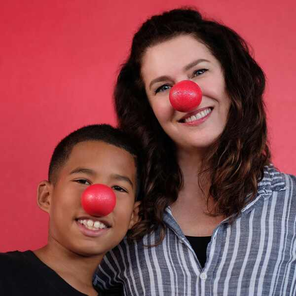 Lauren Graham, Red Nose Day 2018